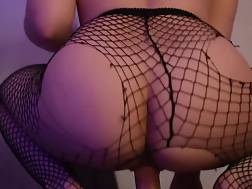 11 min - Big butt dildo creampie
